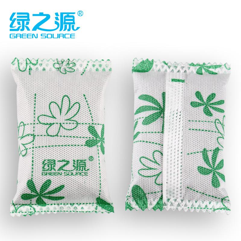 绿之源 净化王改性活性炭除甲醛装修除异味去甲醛活性碳包吸甲醛